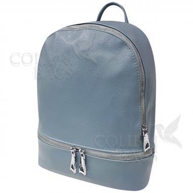 Рюкзак  Alfa. Голубой