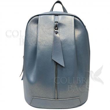 Рюкзак-трансформер Andgela. Голубой перламутр.