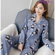 Пижама Бамбук DF-03. Цвет4.