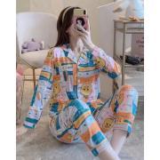 Пижама Бамбук DF-03. Цвет5.