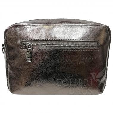 Женская кожаная сумка BROODY. Бронза