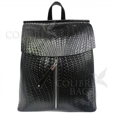 Рюкзак-трансформер CASUAL ILLUSION MINI. Черный