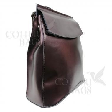 Рюкзак-трансформер Classic. Кофе жемчужный