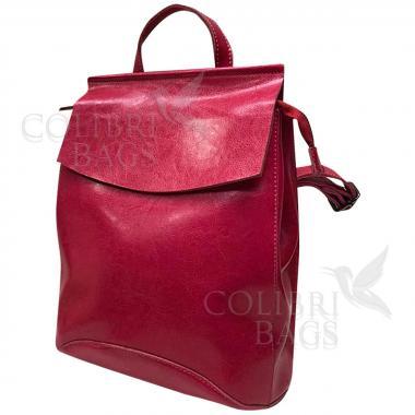 Рюкзак-трансформер Classic. Красный.