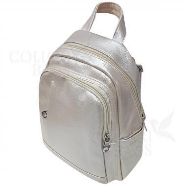 Рюкзак Delta. Белый перламутр