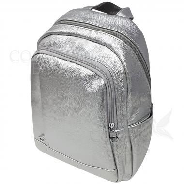 Рюкзак Delta. Светлое серебро