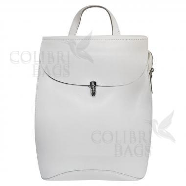 Рюкзак-трансформер Elegant. Белый