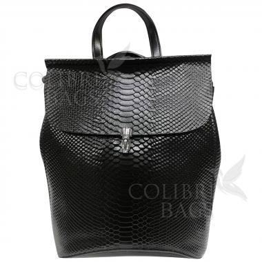 Рюкзак-трансформер Elegant Illusion. Черный