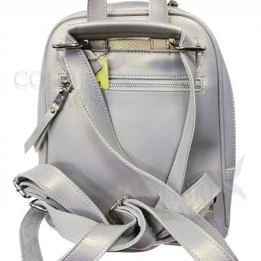 Рюкзак-трансформер Andgela. Серый перламутр