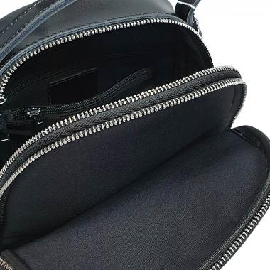 Кожаный рюкзкак-трансформер Falcon. Гранат