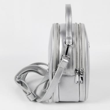 Рюкзак-трансформер FLY. Светлое серебро