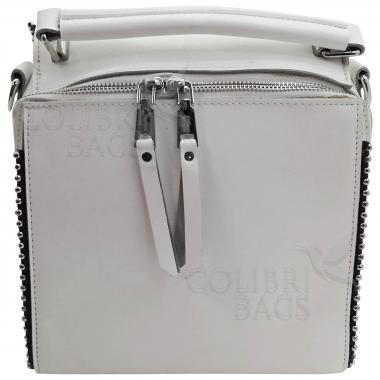 Рюкзак-трансформер FRILLY. Белый.