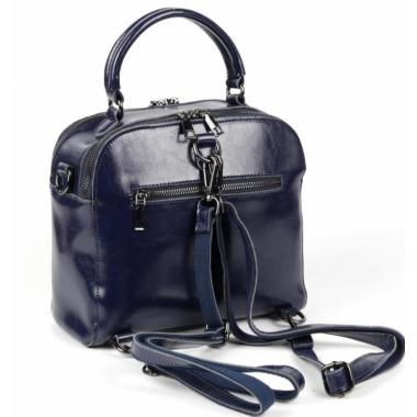 Рюкзак-трансформер Hampton.  Темно-синий