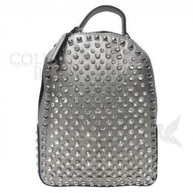 Рюкзак Ibiza. Серебро