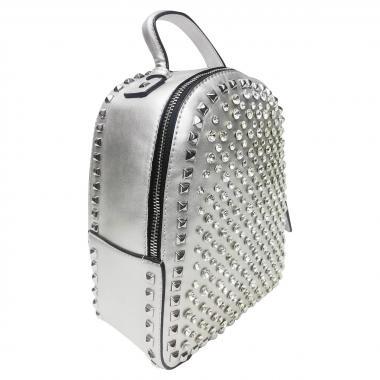 Рюкзак  Ibiza. Серый перламутр