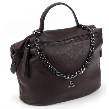 Женская кожаная сумка BARONESSA.