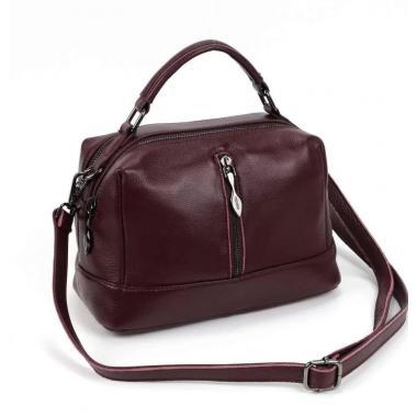 Женская кожаная сумка BIMBO.