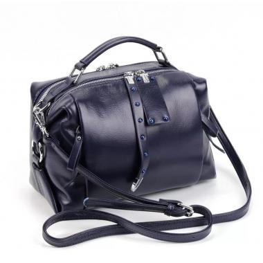 Женская кожаная сумка DANCE.