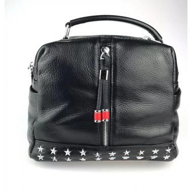 Женская кожаная сумка FANTANEA.