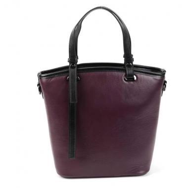Женская кожаная сумка HINTI.