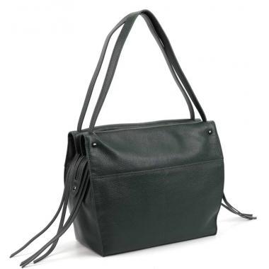 Женская кожаная сумка IDALGO.