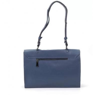 Женская кожаная сумка-планшет STELIA.