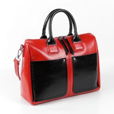 Женская кожаная сумка Vega President.