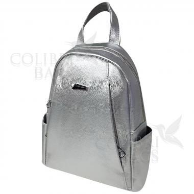 Рюкзак Ivonna. Светлое серебро