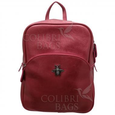 Рюкзак FLy-1. Красный перламутр