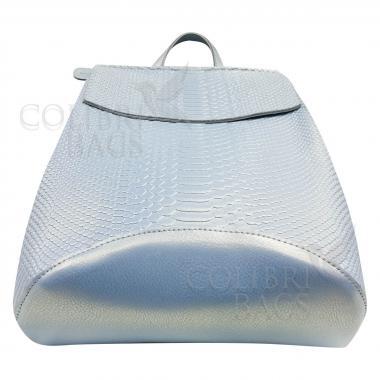 Рюкзак-трансформер Kristy. Голубой перламутр