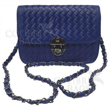 Женская сумка Lana Mini. Темно-синий