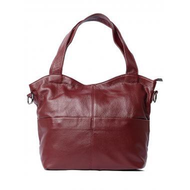 Женская кожаная сумка LAVINA