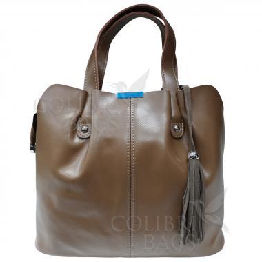 Женская сумка MADRID замша. Песочный