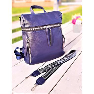 Рюкзак-сумка Monella. Темно-синий.