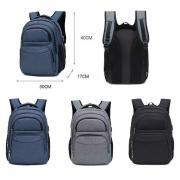 Городской рюкзак 1078. Светло-серый