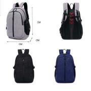 Городской рюкзак 6132. Светло-серый