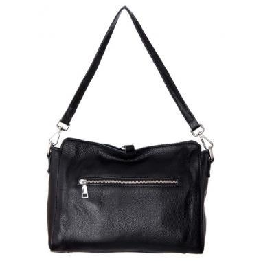 Женская кожаная сумка NIAGARA. Черный