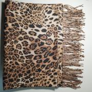 Палантин Леопард №9