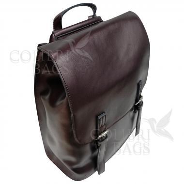 Рюкзак-трансформер PILOT. Кофе жемчужный
