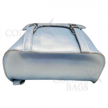 Рюкзак-трансформер Pilot Combi. Голубой перламутр