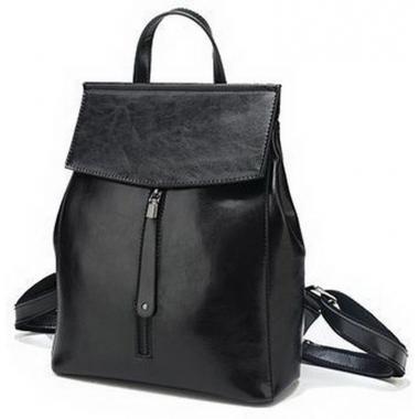 Рюкзак-трансформер Casual. Черный