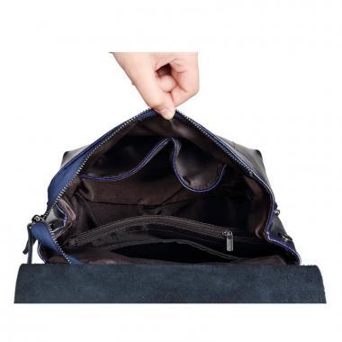Рюкзак-трансформер Classic. Темно-синий