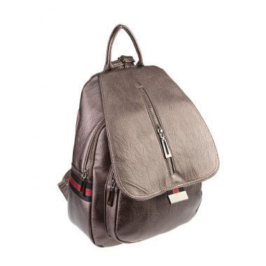 Женский рюкзак RUNKI. Бронза