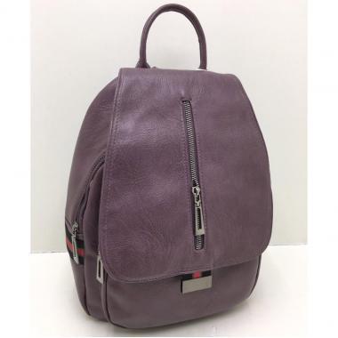 Женский рюкзак RUNKI. Лиловый