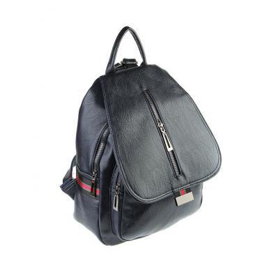 Женский рюкзак RUNKI. Темно-синий