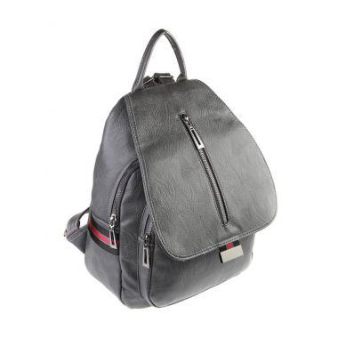 Женский рюкзак RUNKI. Темно-зеленый