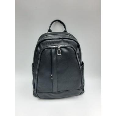 Женский рюкзак RUNKI AMOS. Черный