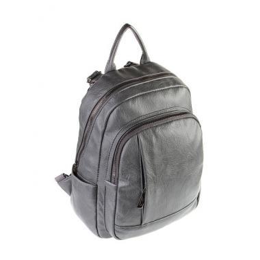 Женский рюкзак RUNKI AMOS. Пепельный
