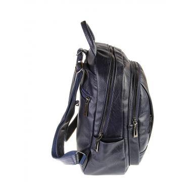 Женский рюкзак RUNKI AMOS. Темно-синий