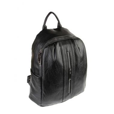 Женский рюкзак RUNKI FREE. Черный